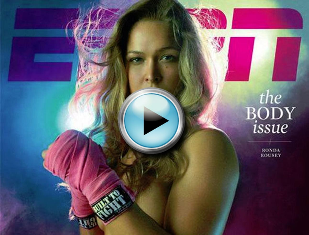 Ronda Rousey Picture 8 - ESPN Body Issue Celebration Party